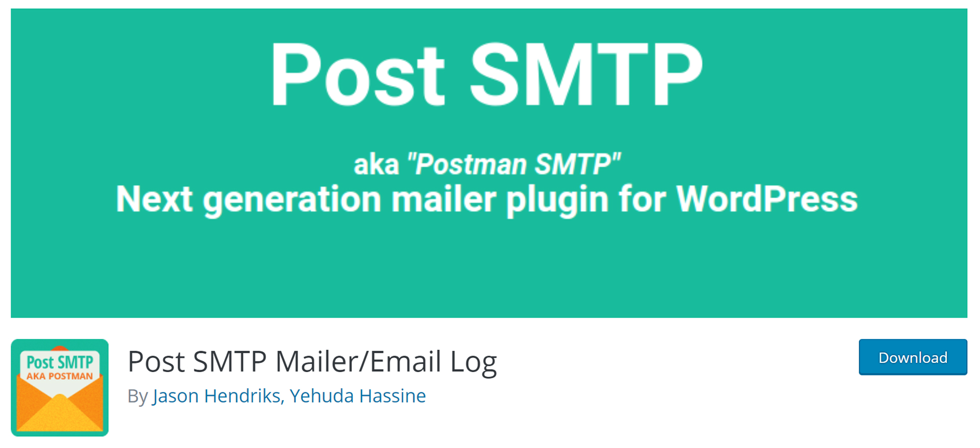 Post SMTP Mailer/Email Log